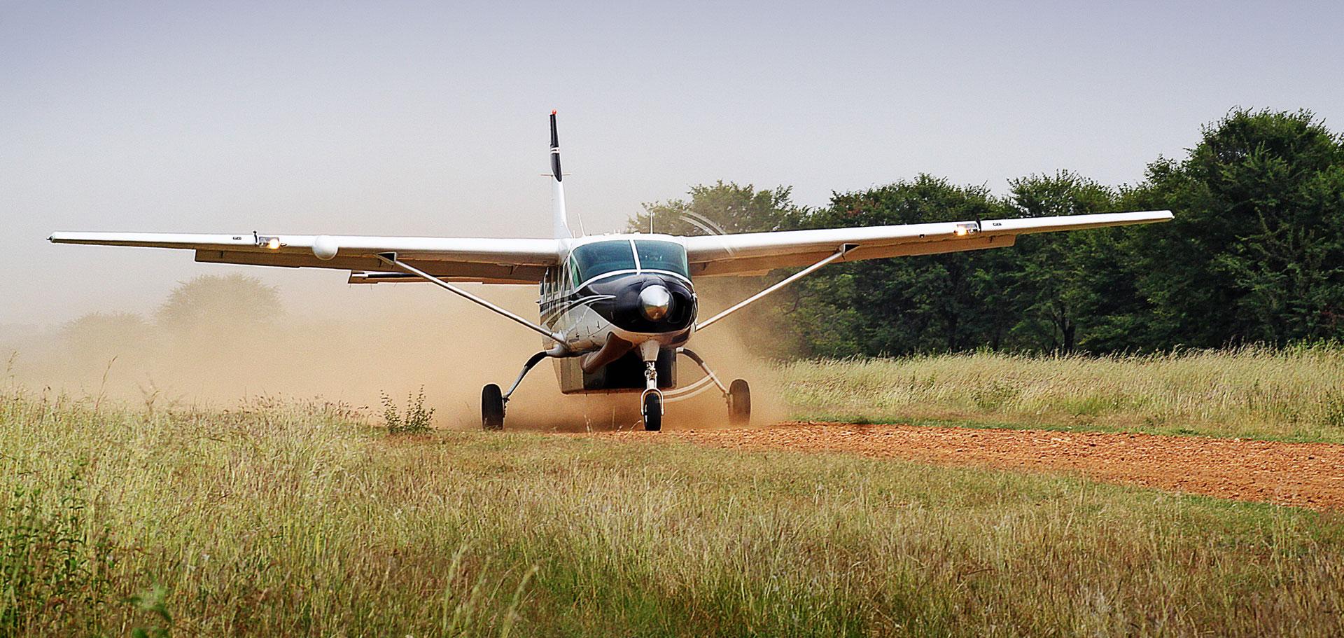 Skysafari Tanzania