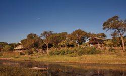 Belmond Safaris, Savute Camp, Okavango, Botswana.