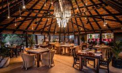 Bush Lodge - Dining