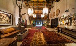 Bush Lodge - Hallway 1