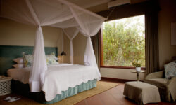 Bedroom at Acacia Farm Lodge