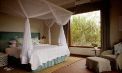 Bedroom at Acacia Farm Lodge