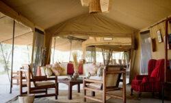 Lounge Area at Dunia