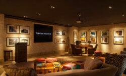 Lounge at Four Seasons Serengeti