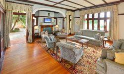 Long Lee Manor lounge, Shamwari Game Reserve 2014