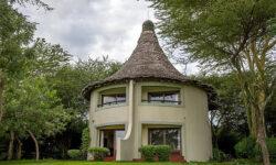 Rooms at Lake Manyara Serena Safari Lodge