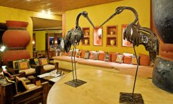 Bar and Lounge at Serengeti Sopa Lodge