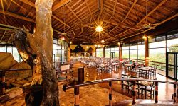 Restaurant at Tarangire Sopa Lodge