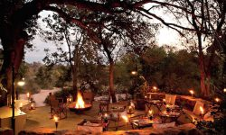 Festive dining at Waterbuck