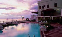 Zanzibar Serena Hotel at Sunset