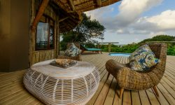 Thonga Beach Lodge. Mabibi. Maputaland.  KwaZulu Natal. South Africa