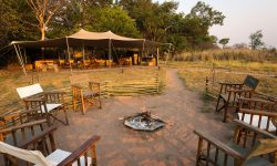 Busanga Bush Camp 1