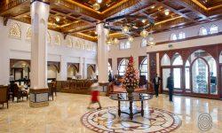 Lobby at Dar es Salaam Serena Hotel 2
