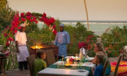 Matemwe-Beach House-private-barbecue-family-safari