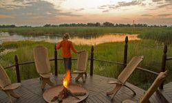 Botswana; Okavango Delta; Baines Camp