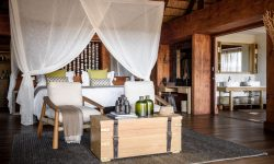 Africa; Botswana; Okavango Delta; Sanctuary Chief's Camp; Bedroom