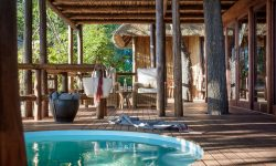Africa; Botswana; Okavango Delta; Sanctuary Chief's Camp; Plunge Pool
