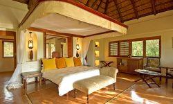 Sanctuary Chobe Chilwero room