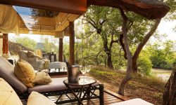 Sanctuary Makanyane Safari Lodge Suites with river views
