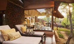 Sanctuary Makanyane Suite Sundeck