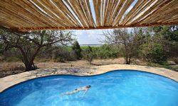 Roho ya Selous swimming pool
