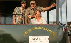 Elephant Express Cart - Zimbabwe