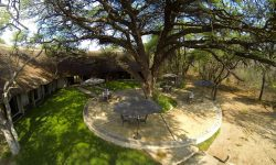 Hwange national park, camelthorn lodge