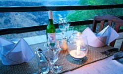Dining at Little Gorges