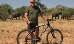 Cycling at Jozibanini Hwange National Park