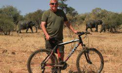 Cycling at Jozibanini Hwange National Park