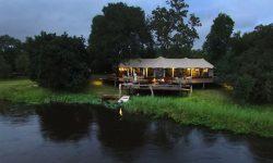 Zimbabwe Zambezi Sands Safari lodge