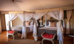 Rooms in Zambezi Sands Safari Lodge