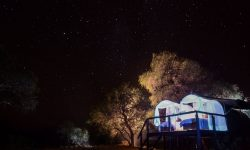 Star gazing in Zimbabwe