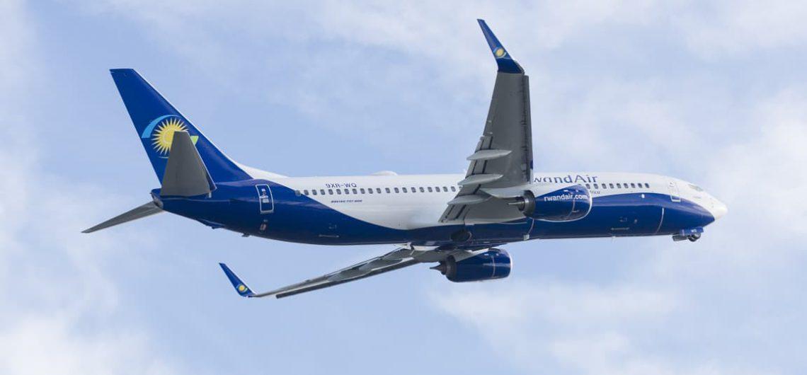 Rwanda Air 737-800