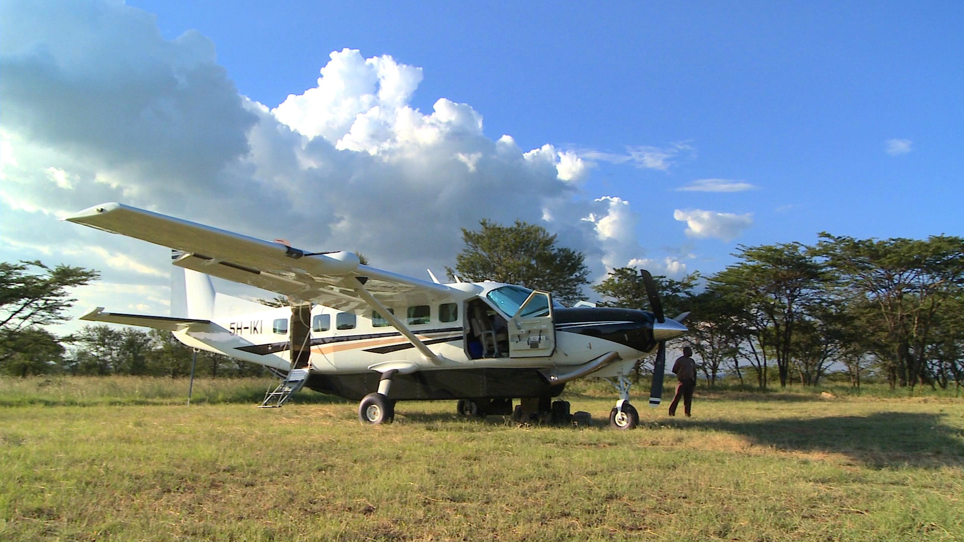 Skysafari Aircraft - Caravan Cessna