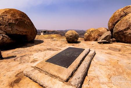 Cecil Rhodes Grave