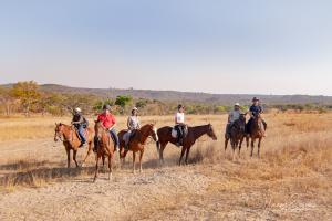 Horse Riding Safari at Bushmans Rock