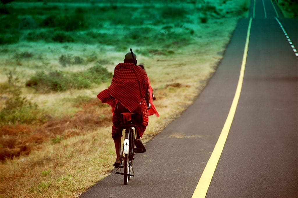 Masai Bicycle East Africa