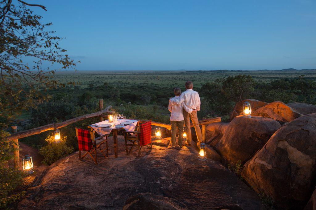 SerengetiPioneer - Romantic Dining