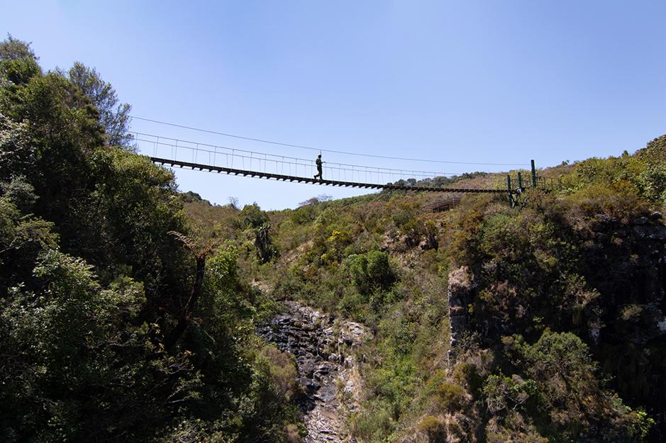 Skywalk Mutarazi Falls
