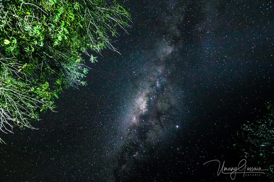 Stargazing Chundu Island
