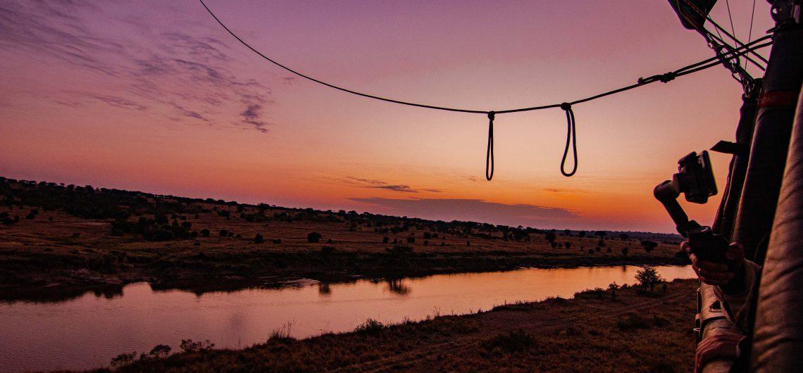 Sunrise Serengeti Balloon